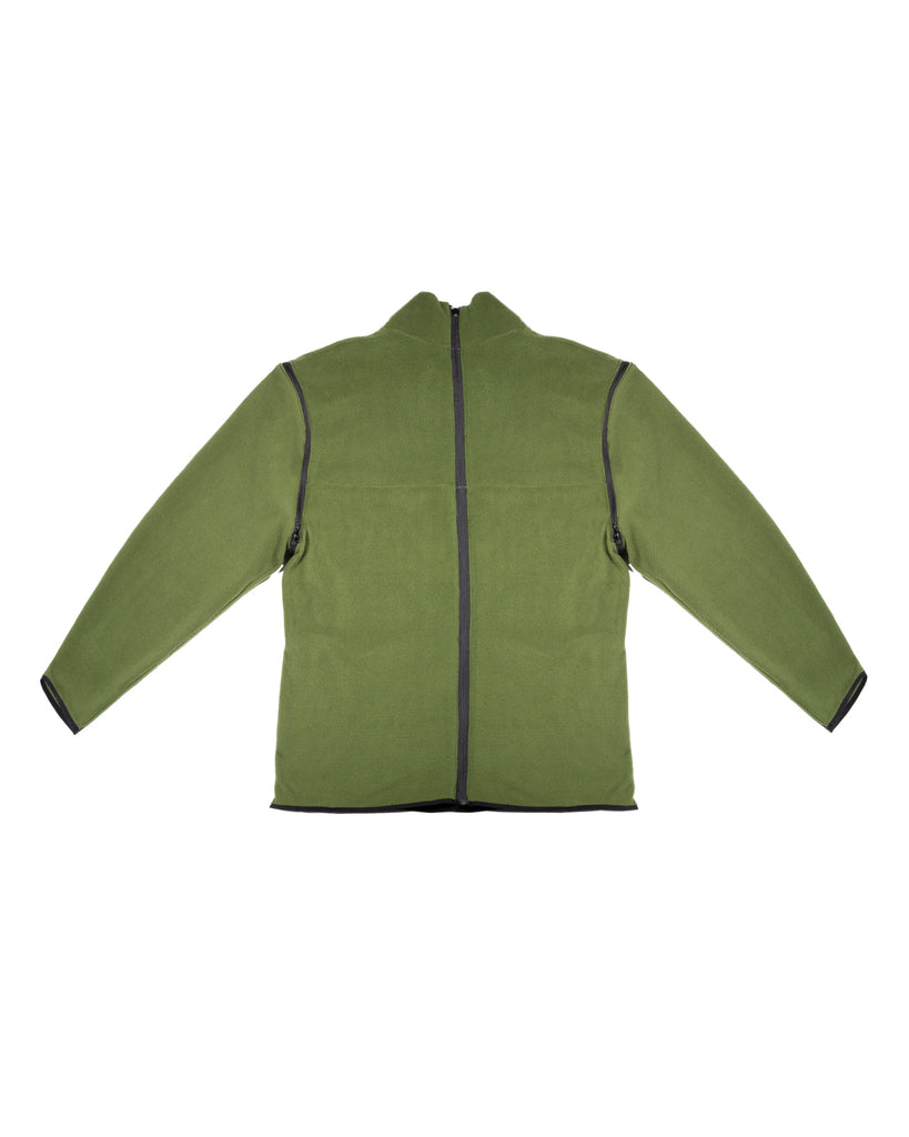 Assembly Jacket Olive Fleece