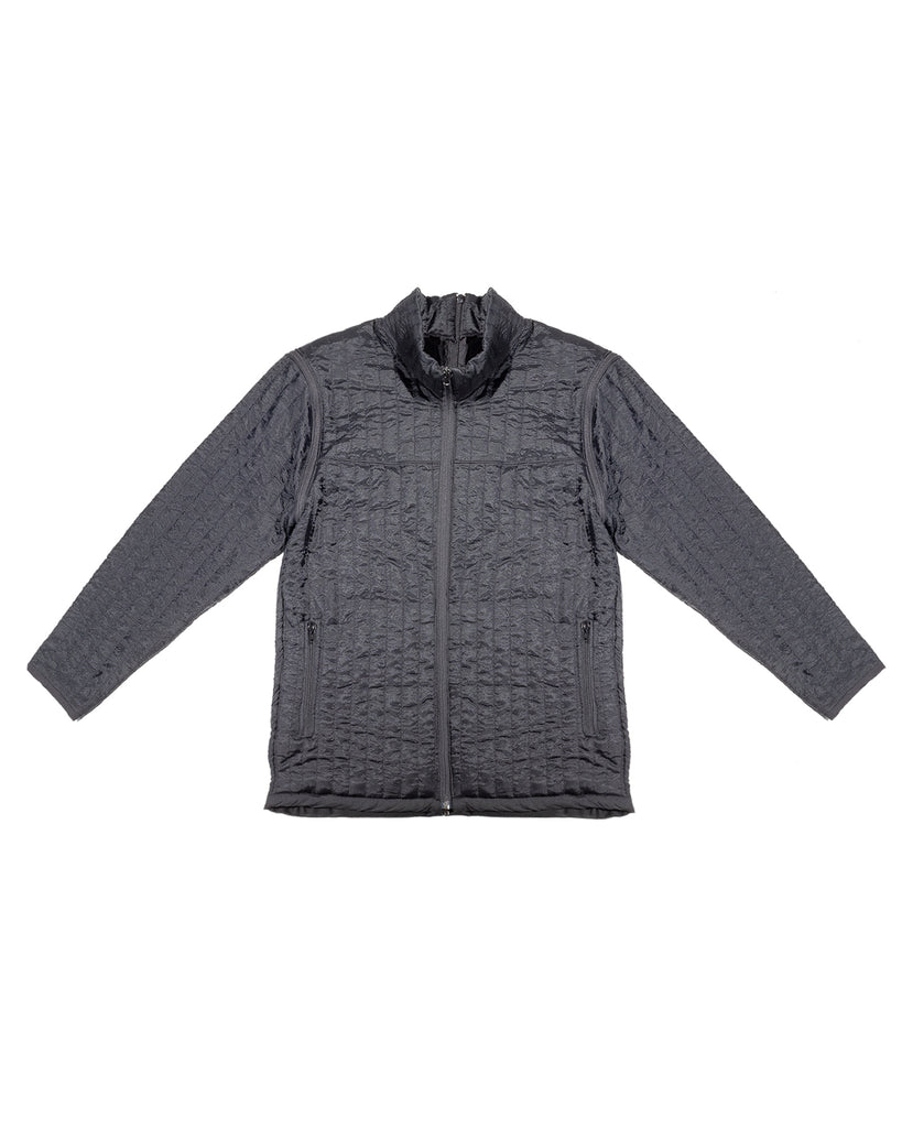 Assembly Jacket Black Quilted