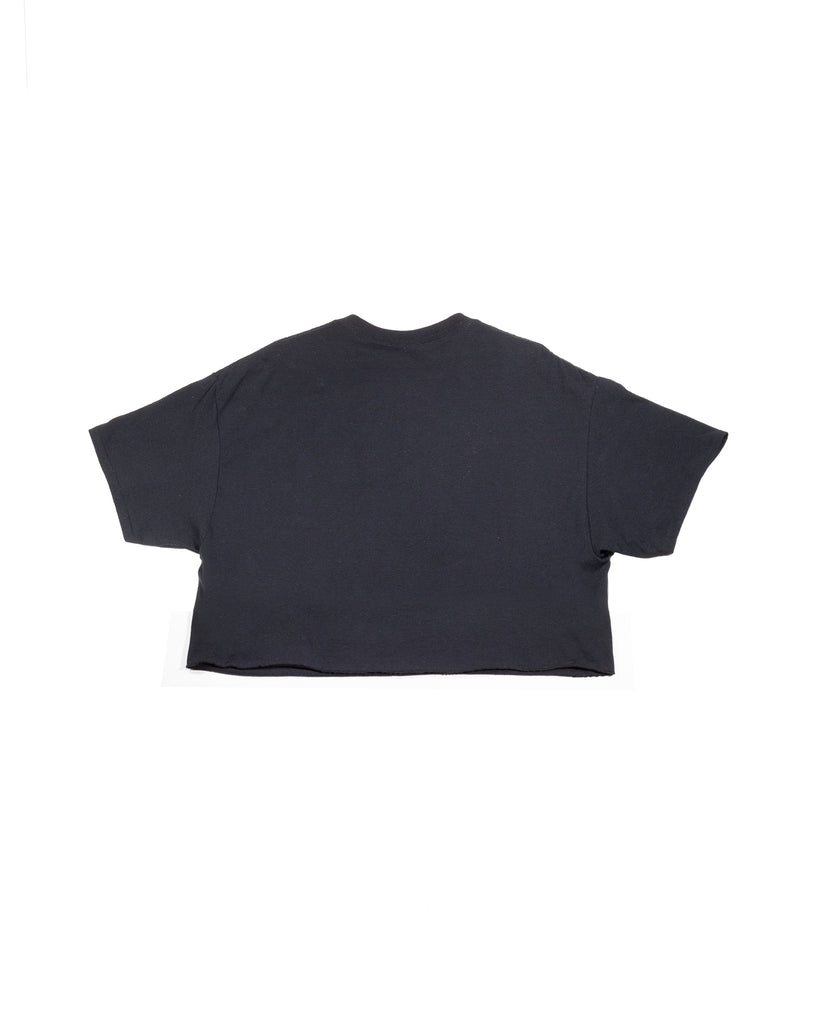 Globe Crusher Reversible Tee Cropped