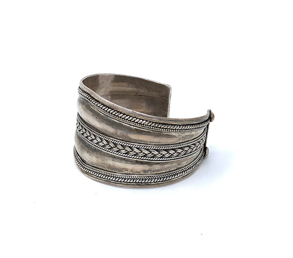 Nepalese Braided Cuff