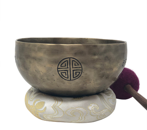 Full Moon Singing Bowl