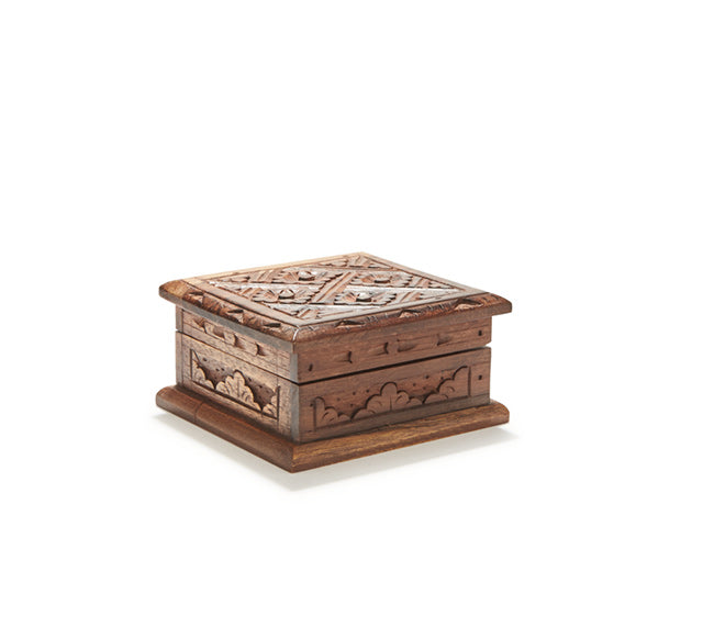 Handcarved Balinese Box