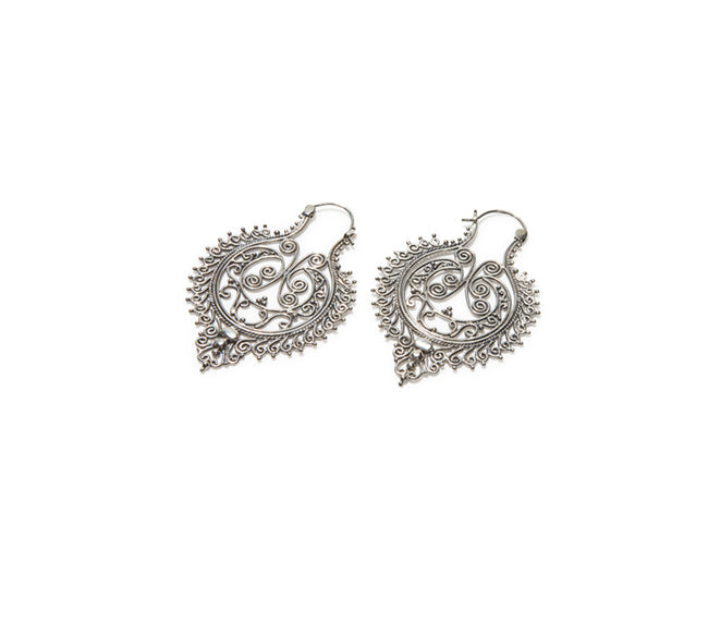 Chandi Sterling Earrings