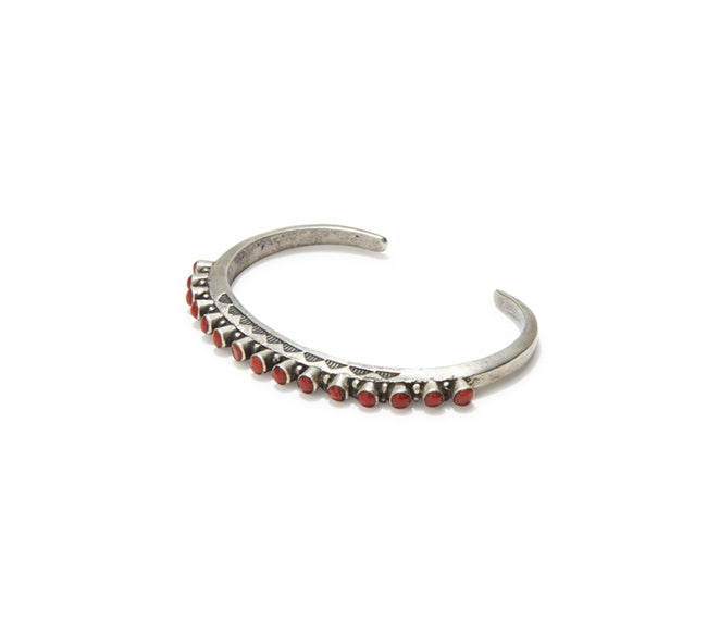 Coral Cuff - Round Channel Set