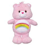 Care Bears Cheer Bear Toy With Dvd