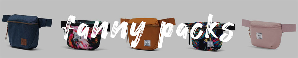 Shop fanny packs at Below the Belt from brands like Herschel, Levi's, Pixie Mood, Matt and Nat, and more.