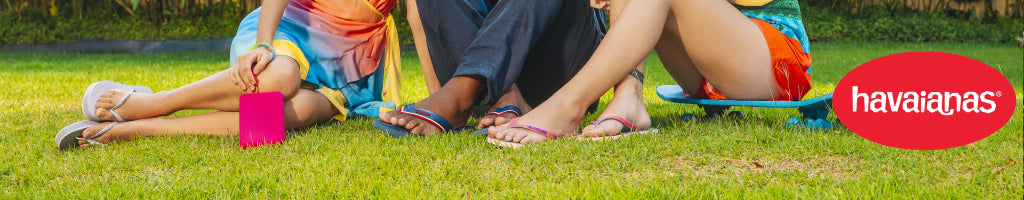 Shop Havaianas sandals for men and women at Below The Belt with free shipping