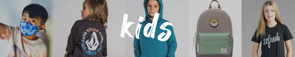 Shop kids clothing and accessories at Below the Belt.