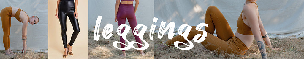 Shop high rise and compressive leggings at Below the Belt from brands like Girlfriend Collective, Kuwallatee, RDI, and more. Shop comfortable leggings.