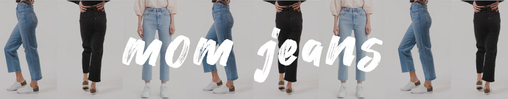 Shop mom jeans at Below the Belt. Free shipping available on orders over $75.