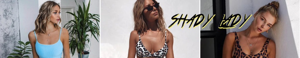 Shop Canadian brand Shady Lady for swimwear at Below The Belt for free shipping.