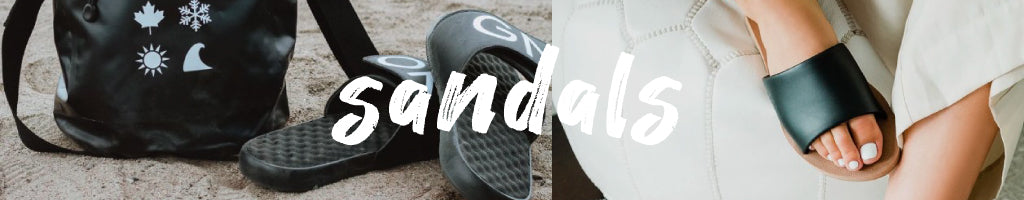 Shop slides and sandals in men's women's, and unisex styles at Below the Belt. Free shipping available.