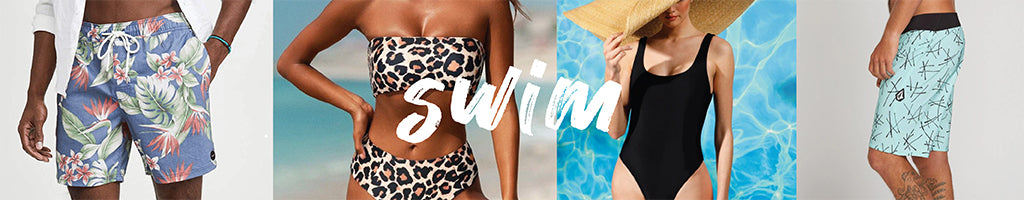 Shop swimwear from brands like Shady Lady, Volcom, Billabong, and more at Below the Belt. Free shipping.