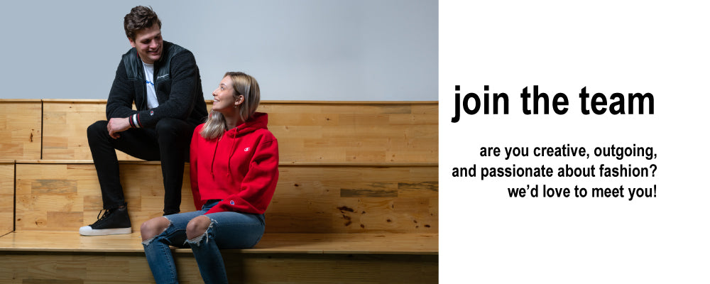 Join the team at Below The Belt and work in a fun, fast paced retail environment
