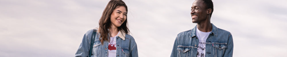 Shop denim and jean jackets online at Below The Belt for men and women from Levi's and more of your favourite brands. Free shipping for orders over $75.