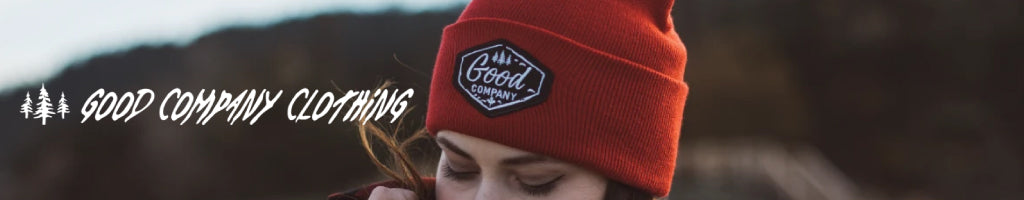 shop Vancouver Island's Good Company Clothing online at Below The Belt