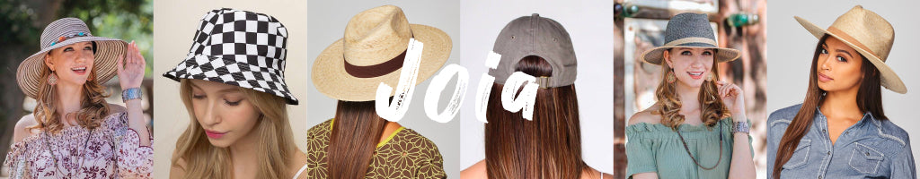 Shop trending bucket hats from Joia at Below the Belt. Free shipping over $75.