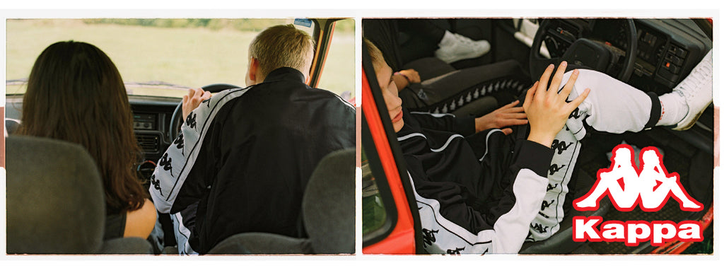 shop kappa authentic apparel online track jackets pants suit