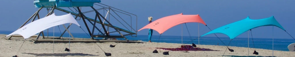 Shop Neso tents for the beach or park. Free shipping available