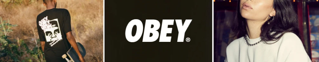 shop Obey for men and women online at Below The Belt