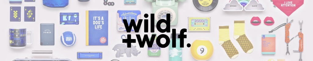 shop Wild and Wolf products including Gentlemen's Hardware online at Below The Belt