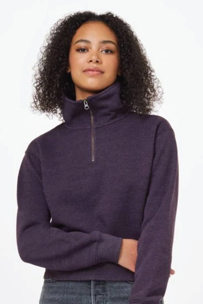 1/4 Zip Fleece - 482