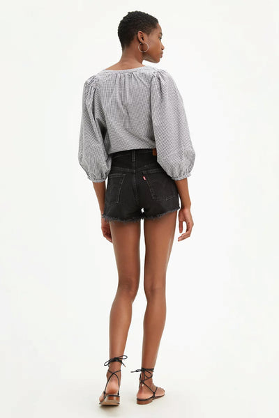 501 Original Shorts - BLK