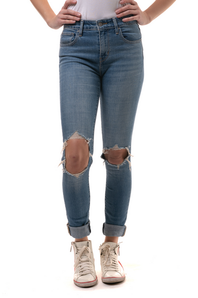 721 High Rise Skinny Jeans - 30
