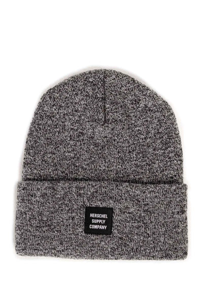 Abbott Beanie - Heather Black