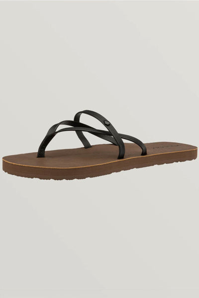 All Night Long II Sandal - BLK