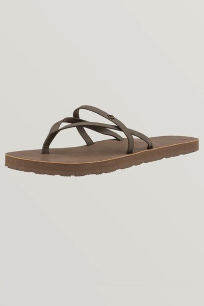 All Night Long II Sandal - BRN
