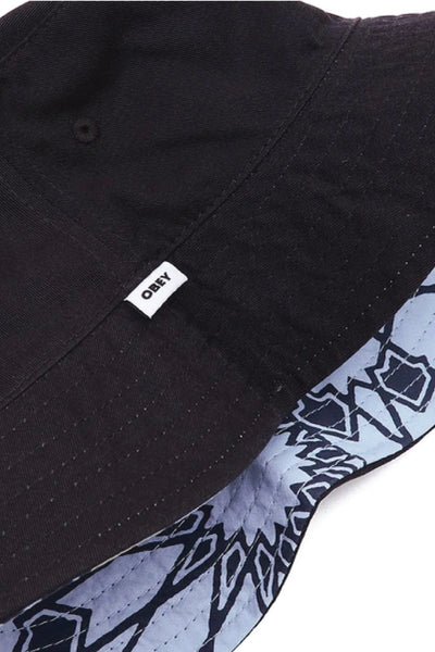 Bandana Bucket Hat - NVY