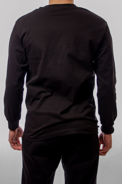 Betty & Norm Long Sleeve - BLK