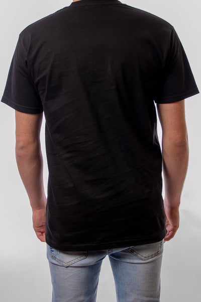 Betty & Norm Tee - BLK