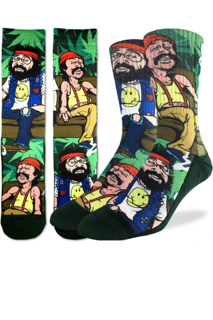 Cheech & Chong on Couch - MULTI