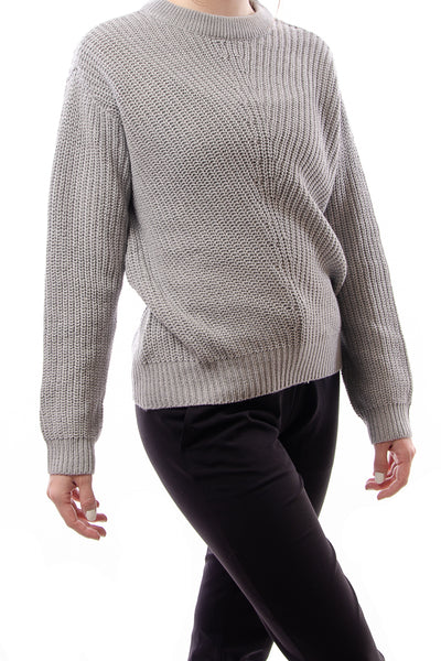 Crew Sweater - GRY
