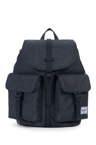 Dawson XS Backpack - Black Crosshatch