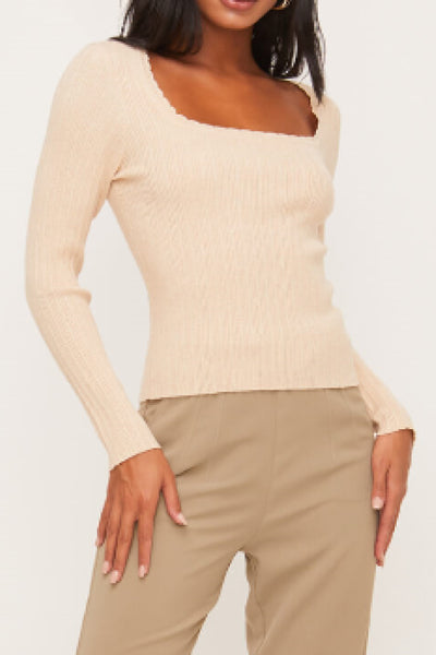 Diana Long Sleeve - OAT
