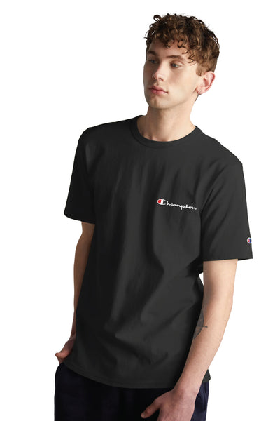 Embroidered Script Tee - BKC