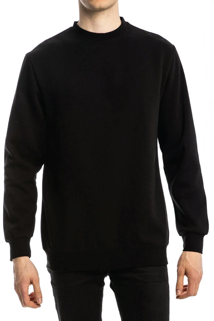 Everyday Crew Sweatshirt - BLK