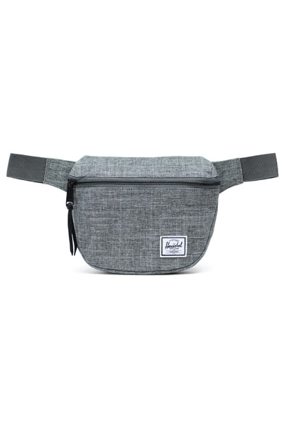 Fifteen Hip Pack - Raven Crosshatch