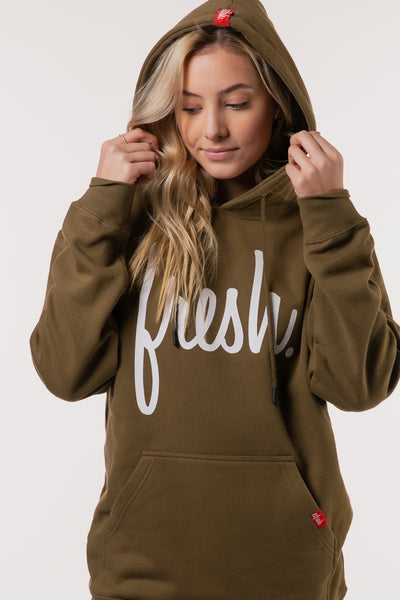 Below The Belt Exclusive - Fresh Hoodie - GRN