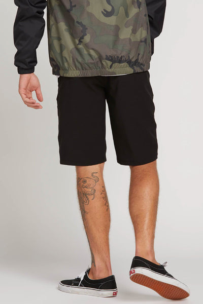 Frickin Surf N' Turf Static Shorts - BKO