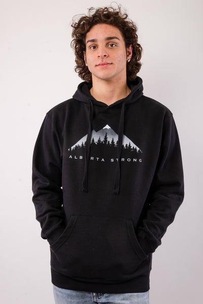 Ghost Mountain Hoodie - BLK