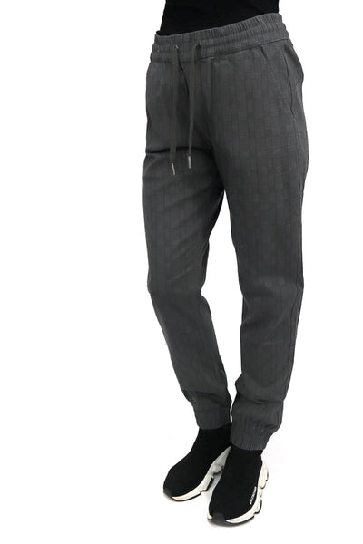 Glen Plaid Stretch Jogger - DGR