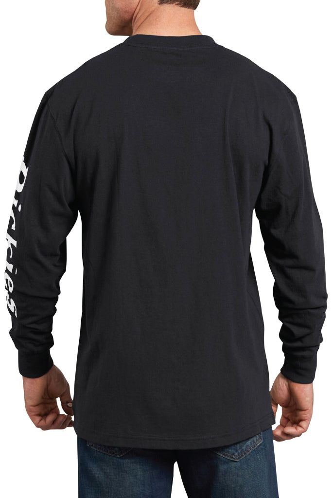 Graphic Long Sleeve - BLK
