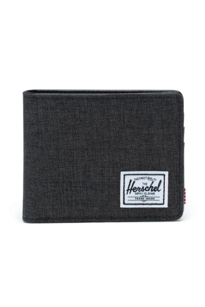 Hank Wallet - Black Crosshatch/Black