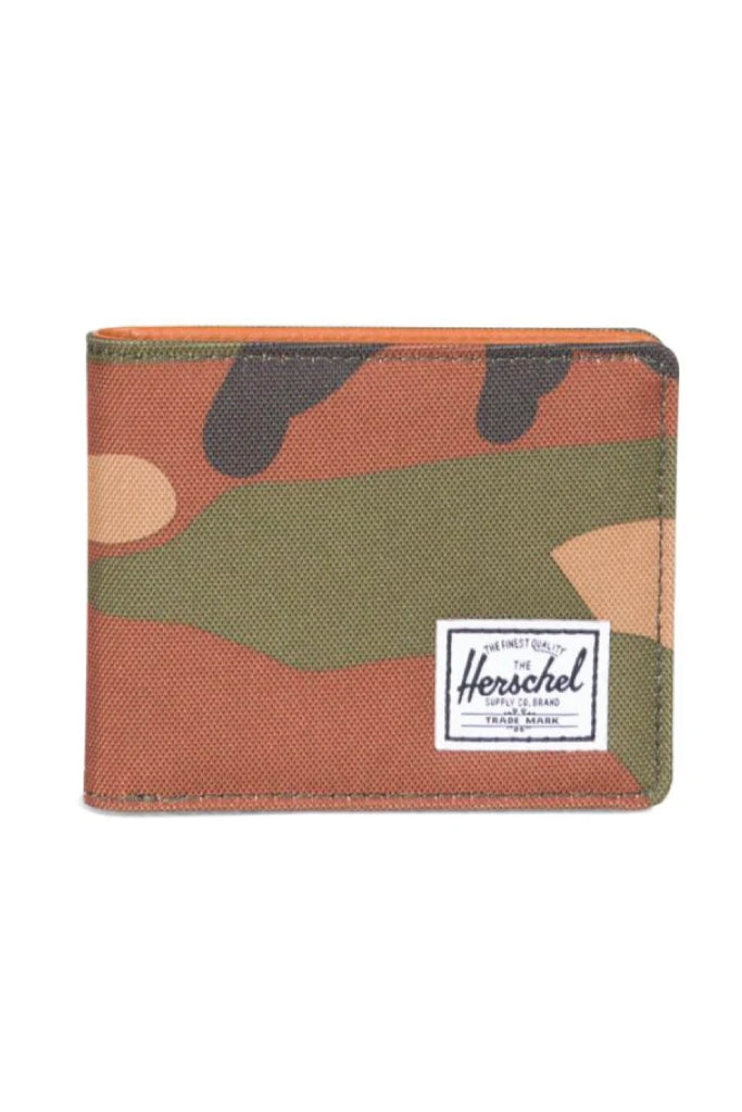 Hank Wallet - Woodland Camo