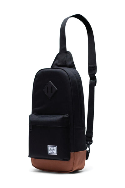 Heritage Shoulder Bag - Black