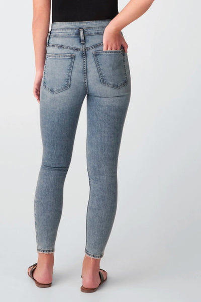High Note High Rise Skinny Jeans - 29